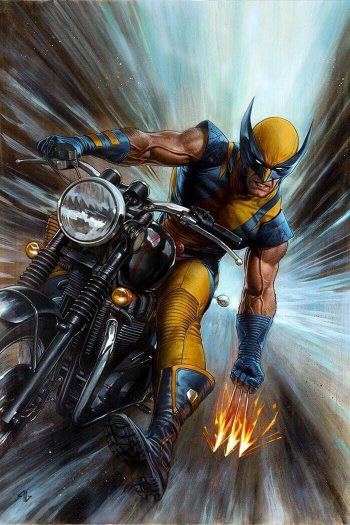 RETURN OF WOLVERINE #5 (Adi Granov Virgin Variant)