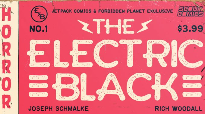 ELECTRIC BLACK RELEASE PARTY!