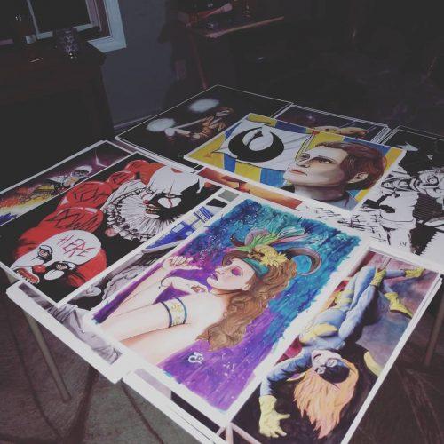 Staff - Jetpack Comics & Games