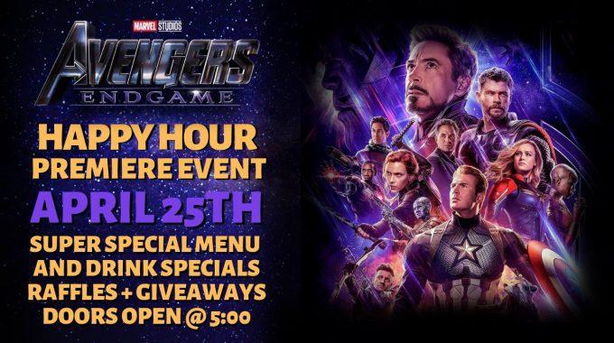 Jetpack & Smittys Avengers Endgame Event!