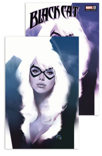 Black Cat #1 (Ben Oliver Pair Jetpack Comics Forbidden Planet Exclusives)