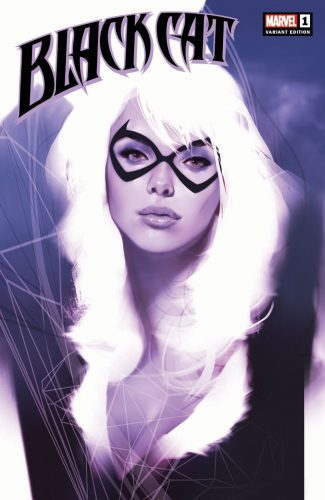 Black Cat #1 (Ben Oliver Jetpack Comics Forbidden Planet Exclusive)