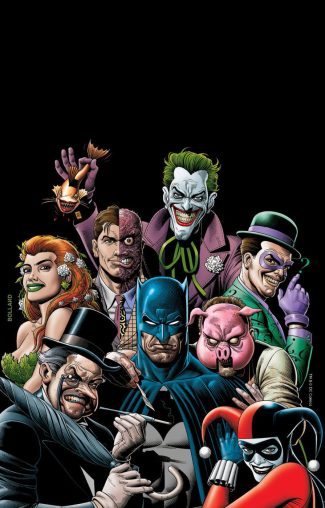 DETECTIVE COMICS #1000 (Brian Bolland Forbidden Planet Virgin Exclusive)(Virgin Has Creases – See Notes)