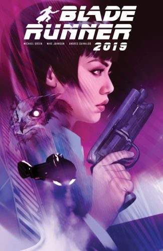 "BLADE RUNNER #1 ""VERY FINE CONDITION"" (Ben Oliver Jetpack Exclusive)"