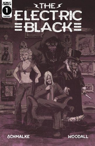 ELECTRIC BLACK #1  (1/10 Incentive Variant)