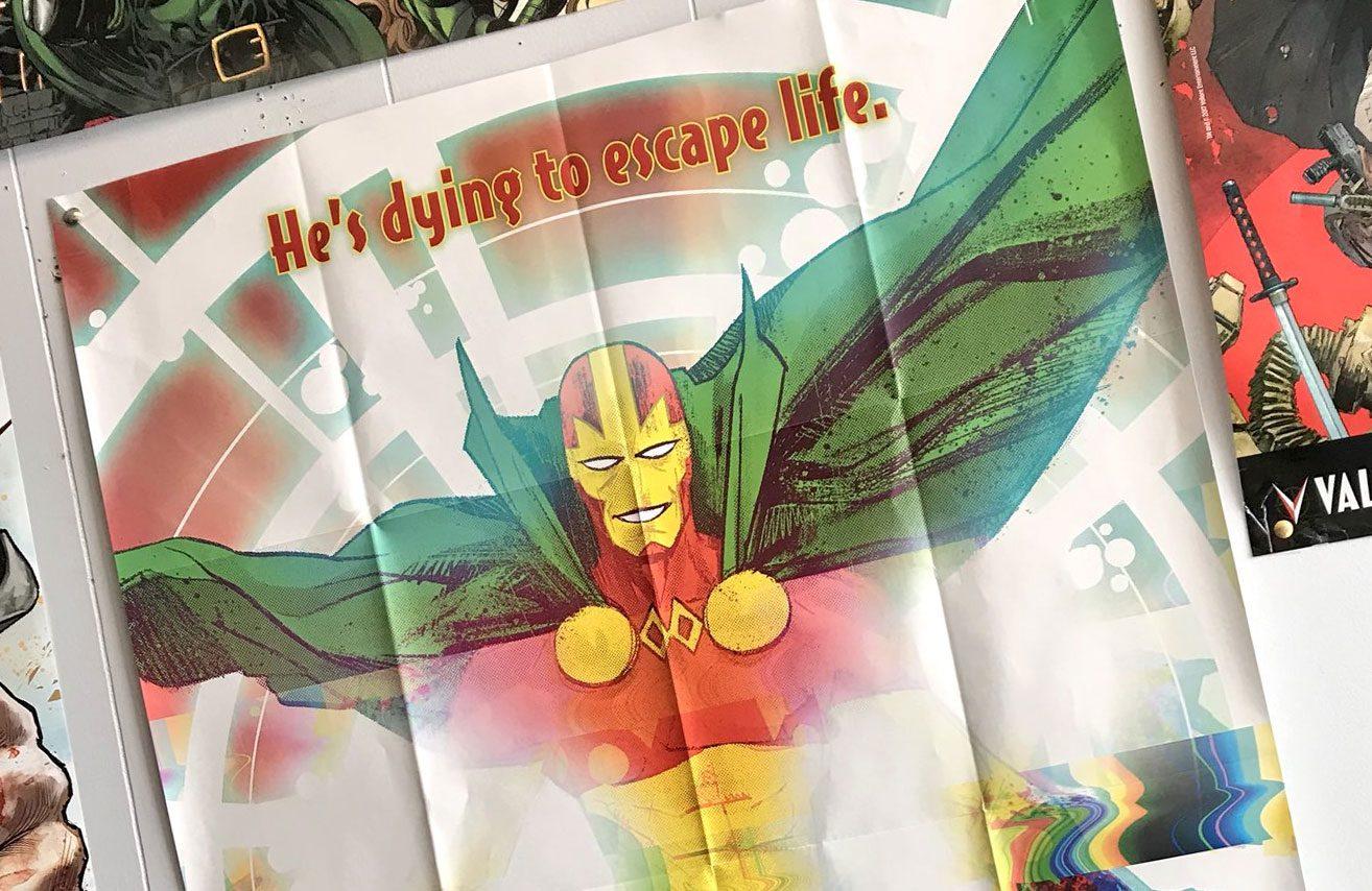 Weekly News - Jetpack Comics & Games