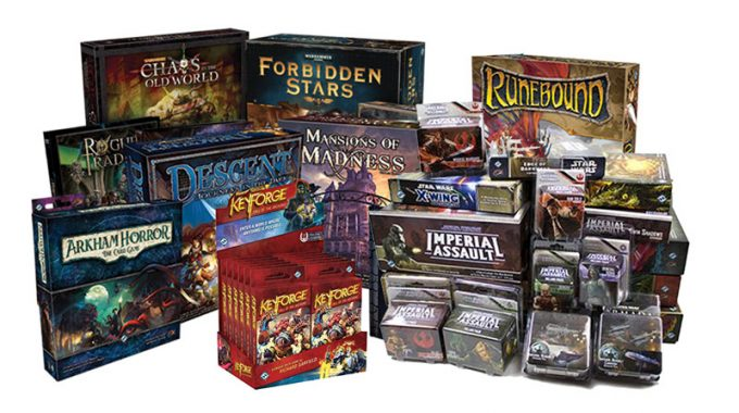 DON'T MISS THIS ONCE A YEAR FANTASY FLIGHT GAMES SALE