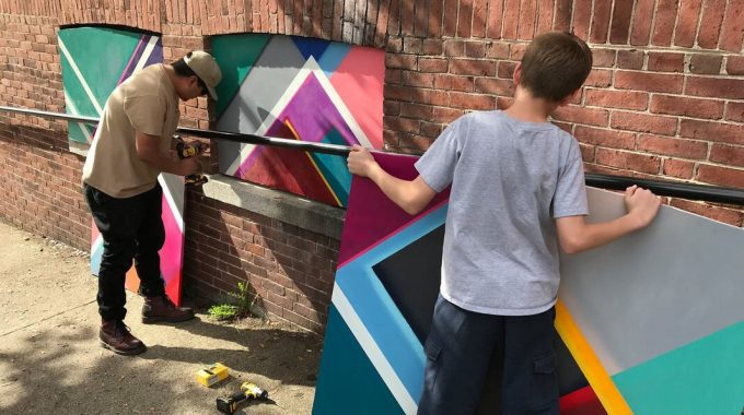 The Rochester NH Commission For Arts & Culture Is Brightening Things Up!