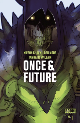 ONCE & FUTURE #1 (JETPACK / FP LAFUENTE EXCLUSIVE)
