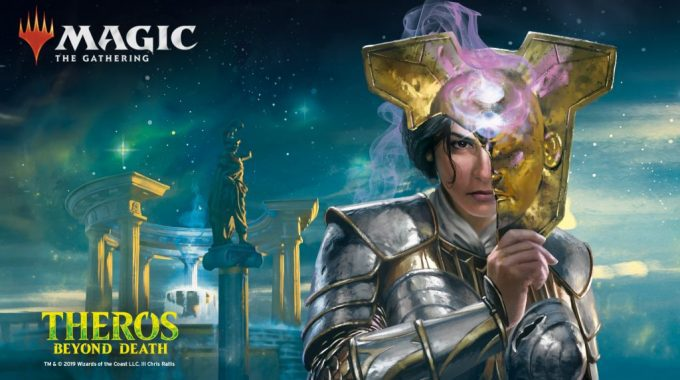 Magic The Gathering: Theros Beyond Death: 1/17 – 1/19