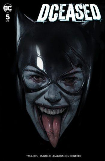 DCEASED #5 (Ben Oliver Jetpack Comics / Forbidden Planet Exclusive)