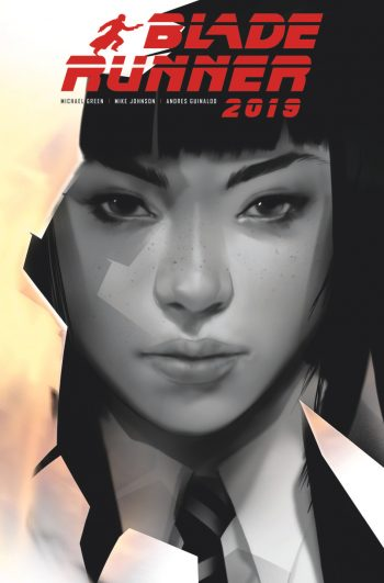 BLADE RUNNER 2019 #3 (BEN OLIVER JETPACK COMICS / FORBIDDEN PLANET EXCLUSIVE)