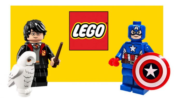 LEGO® Toys Are NOW AVAILABLE AT Jetpack!