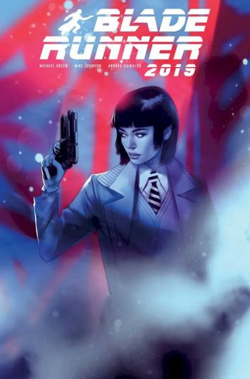 BLADE RUNNER 2019 #4 (Ben Oliver Jetpack Comics / Forbidden Planet Exclusive)