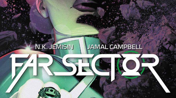 Far Sector #1 (DC Comics)