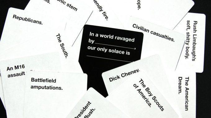 Price Drop On Cards Against Humanity, Secret Hitler & Some Joking Hazard.