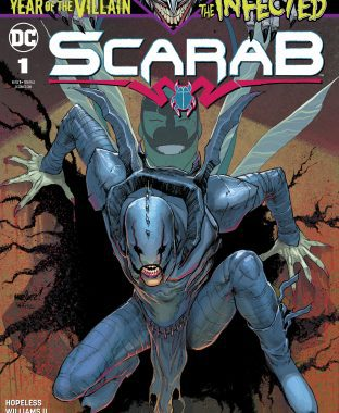 Infected: The Scarab #1 (DC Comics)
