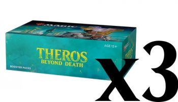 Magic Theros Beyond Death Booster Box X3 (Instore Pick-up)