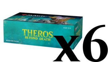 Magic Theros Beyond Death Booster Box X6 (Instore Pick-up)