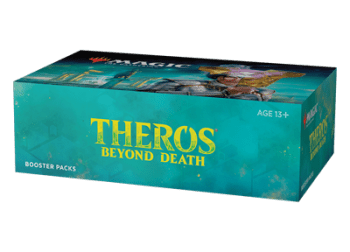 Magic Theros Beyond Death Booster Box (Instore Pick-up)
