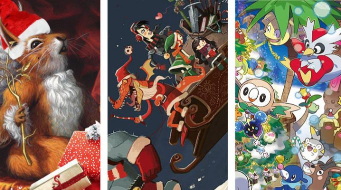 Pokemon, D&D And MTG Holiday Parties – 12/15