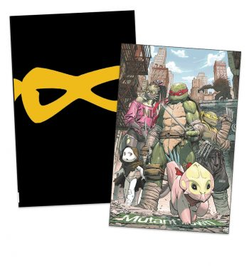 2x TMNT #101 (Featuring The Art Of Sophie Campbell)