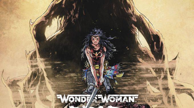 Wonder Woman: Dead Earth #1 (DC Comics)