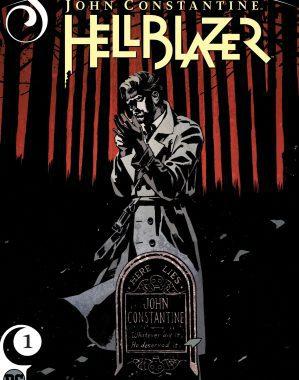 Helllblazer #1 (DC Comics)