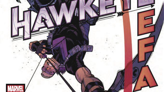 Hawkeye: Free Fall #1 (Marvel Comics)