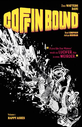 Coffin Bound Vol 1 (Exclusive W/signed Book Plate)