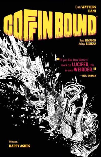 COFFIN BOUND VOL 1 (EXCLUSIVE TRADE)