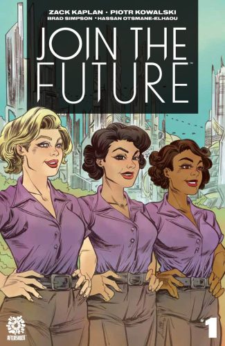 JOIN THE FUTURE #1 (SOO LEE EXCLUSIVE)