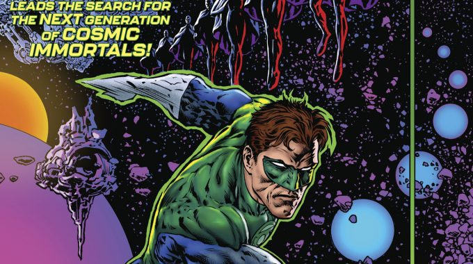 Green Lantern Season Two #1 (DC Comics)