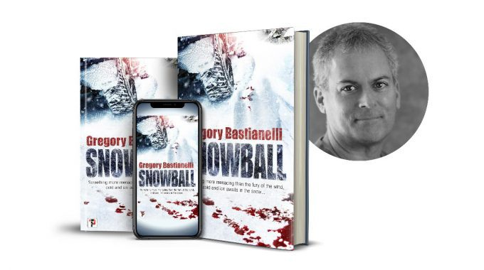 Meet Author Gregory Bastianelli For The Release Of Snowball