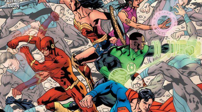 Justice League #40 (DC Comics)