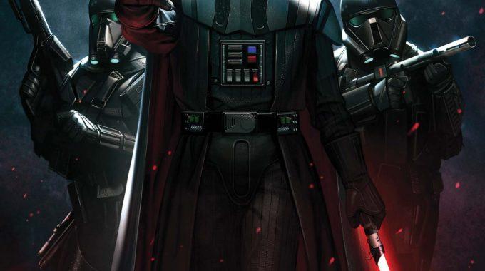 Star Wars: Darth Vader #1 (Marvel Comics)