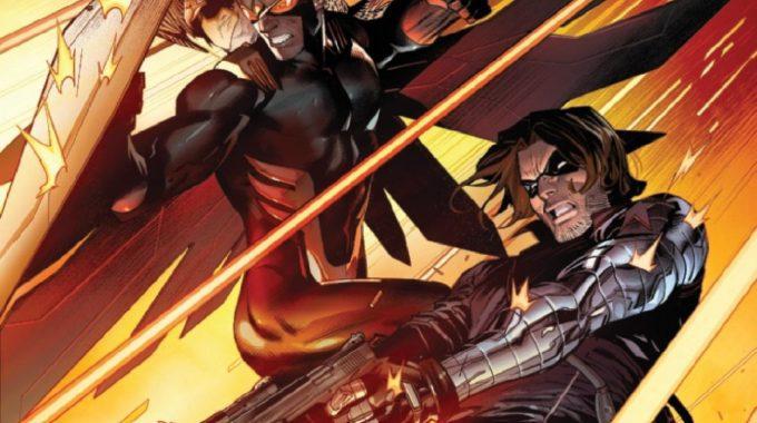Falcon & Winter Soldier #1 (Marvel Comics)
