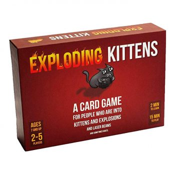 Exploding Kittens Original Editions