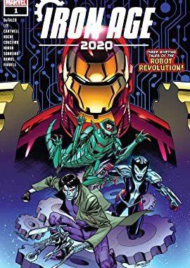 Iron Age 2020 #1 (Marvel Comics)