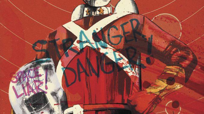 Strange Adventures #1 (DC Comics)