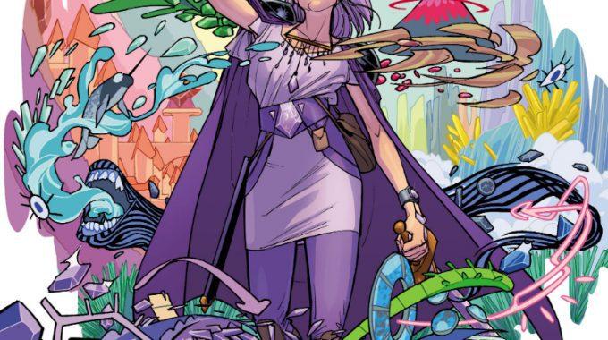 Amethyst #1 (DC Comics)