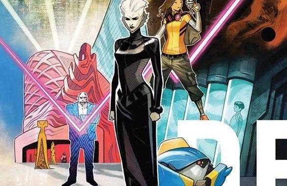 Decorum #1 (Image Comics)