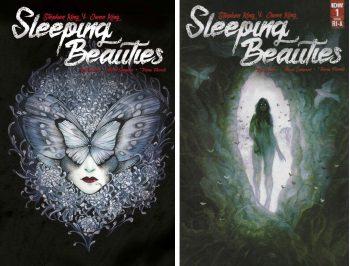 STEPHEN & OWEN KING's SLEEPING BEAUTIES #1 2-pack (Peach Momoko Jetpack Exclusive & Limited 1/10 Variant)