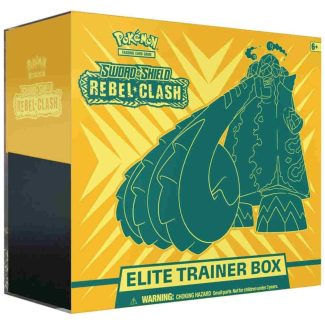 Pokemon Rebel Clash Elite Trainer Box