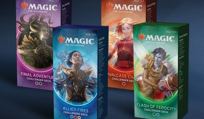 MAGIC CHALLENGER DECKS IN STOCK AND READY FOR PICK UP/DELIVERY/SHIPMENT NOW