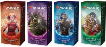 4x Magic Challenger Decks (AVAILABLE NOW)