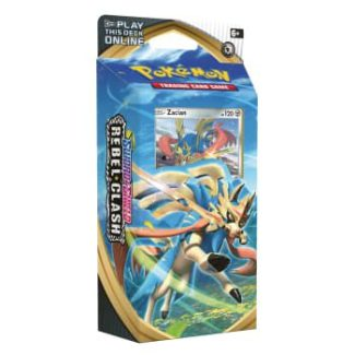 Zacian Rebel Clash Starter Deck