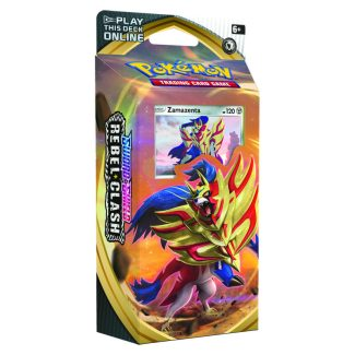 Zamazenta Rebel Clash Starter Deck