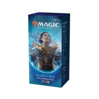 Allied Fires Deck (AVAILABLE NOW)