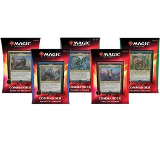 5x IKORIA PRERELEASE COMMANDER DECKS (LIMITED AVAILABILITY)